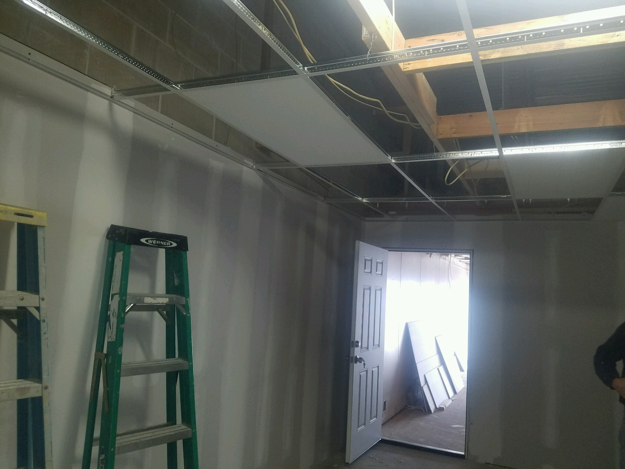Sheetrock Replacement 2