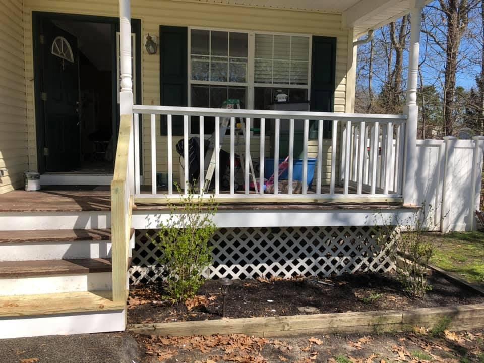 Deck Repair 4