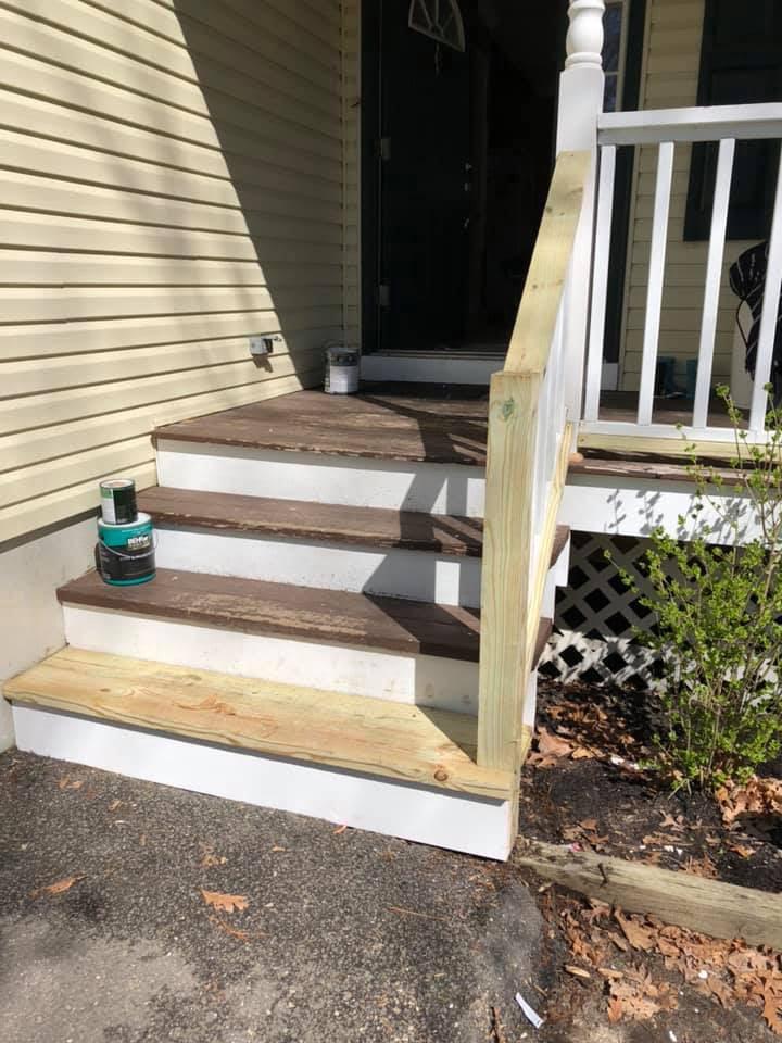 Deck Repair 5