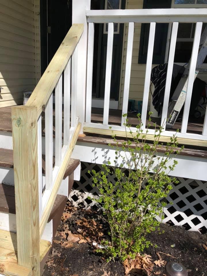 Deck Repair 6